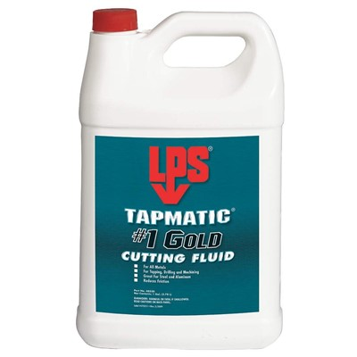 1gal TAPMATIC #1 GOLD CUTTING FLUID