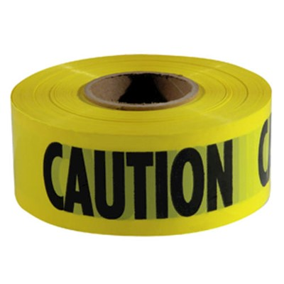 3 X 1000 FT CAUTION TAPE