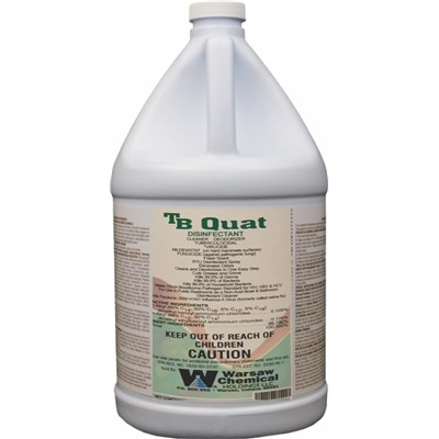 1gal TB QUAT DISINFECTANT READY TO USE